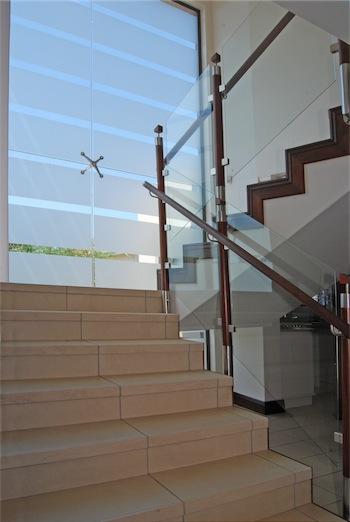 Johannesburg stairways