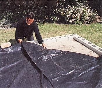 damproof sheeting