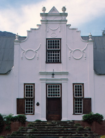 cape dutch estate