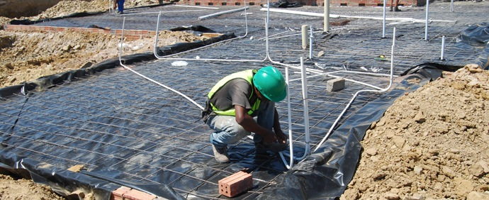 conduits for foundations