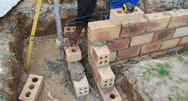 Foundation Walls Sans10400 Building Regulations South Africa