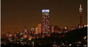 Johannesburg Night