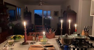 Load shedding candles